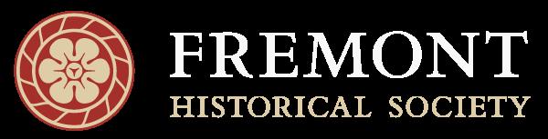 Fremont Historical Society Logo